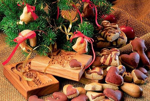 Vánoční Rodinky