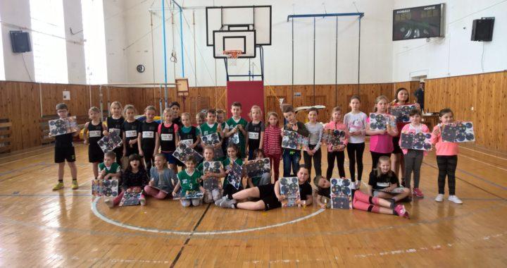 Školní liga s nejmladšími