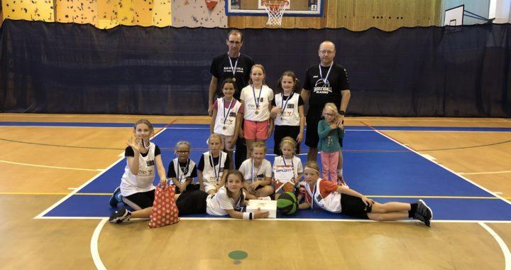 Minibasketbalový turnaj v Kralupech