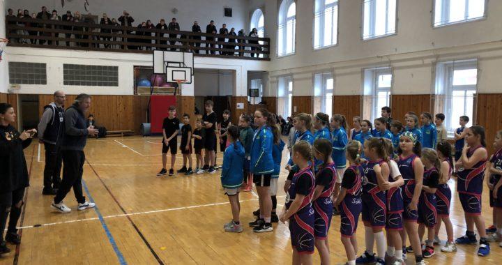 Školní liga v Sokolovně 29.2.2020